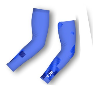 Arm warmers, sport, clothing, , Blue