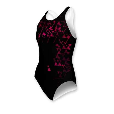 Swimming dress, Swimsuit, for woman, Pink