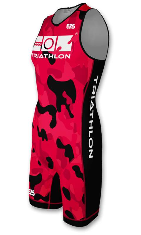 triatlon, versenymez, egybemez, triathlon, Red CAMO