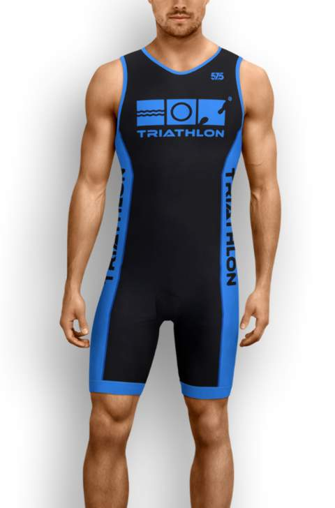 triatlon, versenymez, egybemez, triathlon, Blue